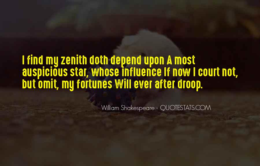 Quotes About Zenith #1511152