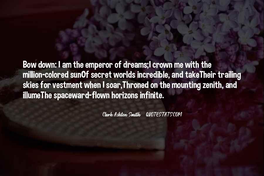 Quotes About Zenith #1703095