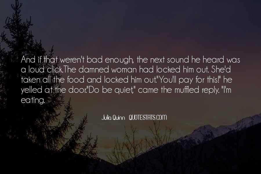 Quotes About Realizing How Lucky You Are #58683