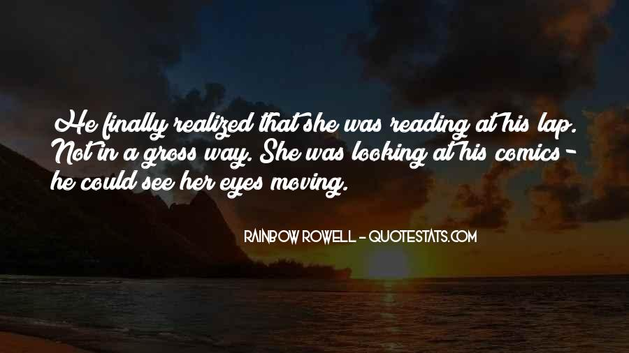 Quotes About Realizing How Lucky You Are #787519