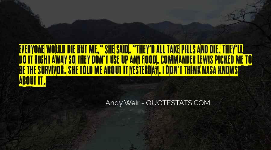 Quotes About Take Me Away #358567
