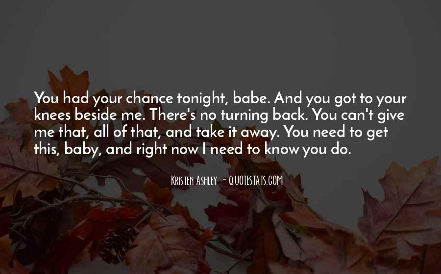 Quotes About Take Me Away #395416