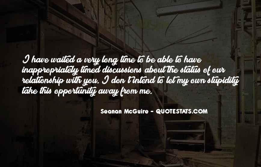 Quotes About Take Me Away #77370