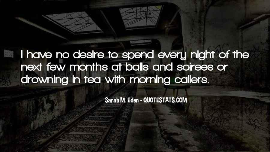 Quotes About Morning Tea #317106
