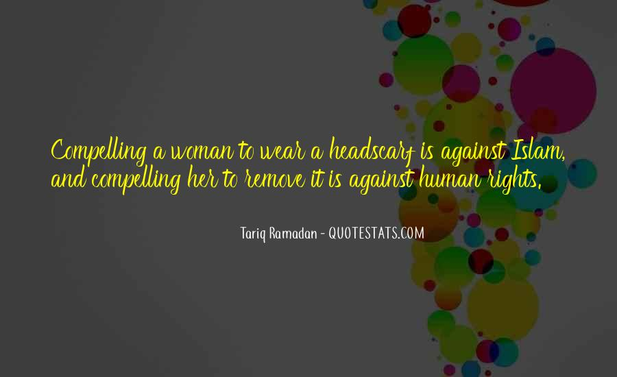 Quotes About Headscarf #847958