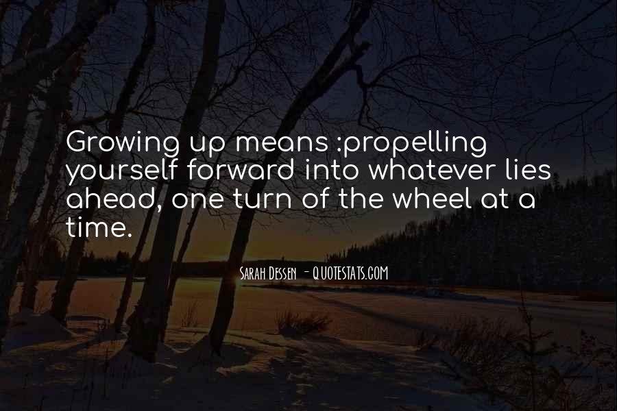 Quotes About Propelling #1596831