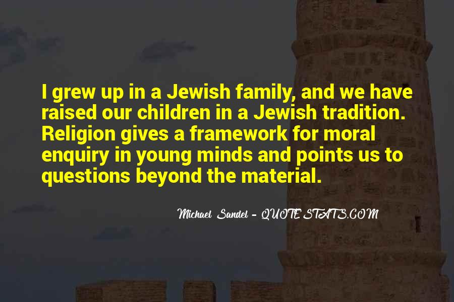 Quotes About Jewish Religion #1205885