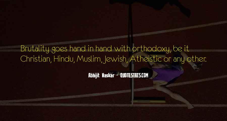 Quotes About Jewish Religion #1422311