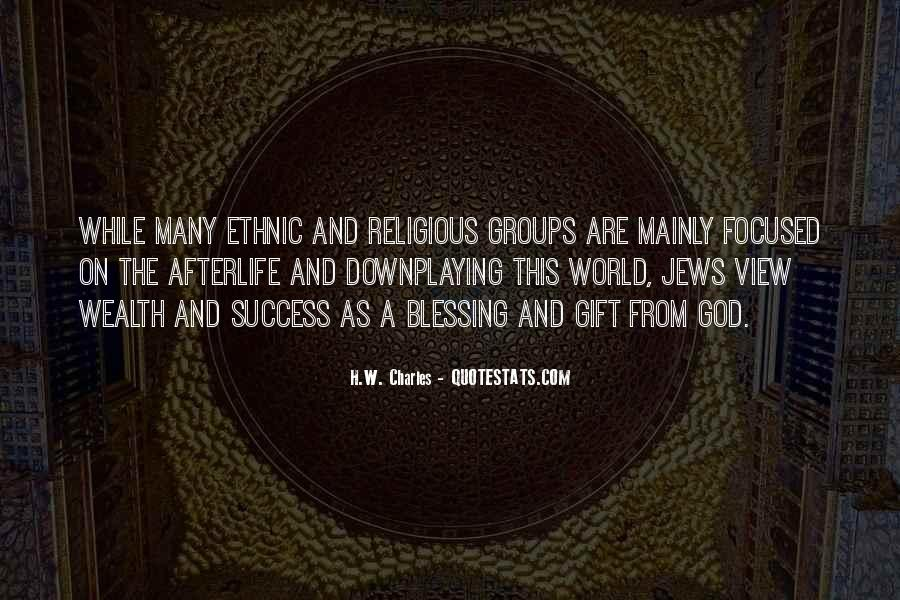 Quotes About Jewish Religion #1789540