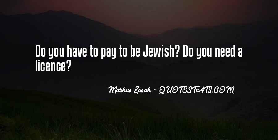 Quotes About Jewish Religion #1832844