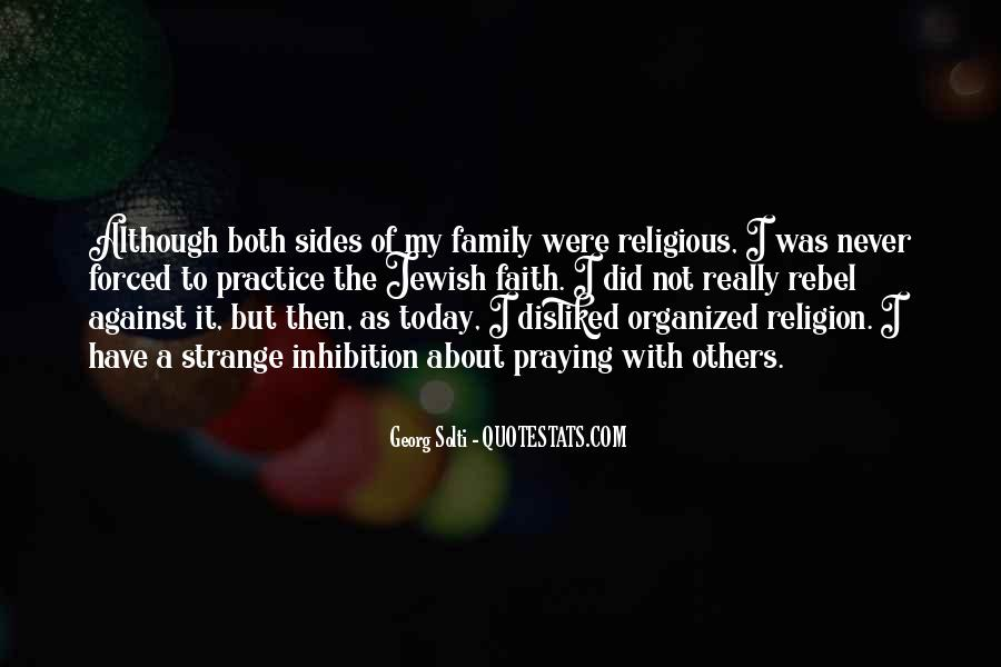 Quotes About Jewish Religion #297890