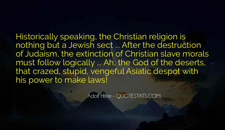 Quotes About Jewish Religion #625915