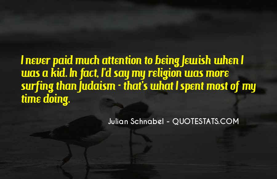 Quotes About Jewish Religion #846269