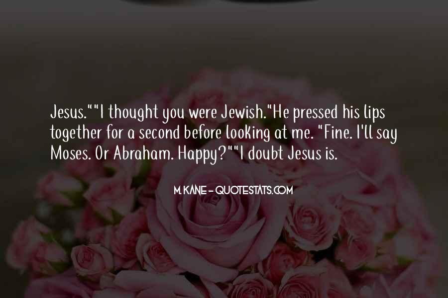Quotes About Jewish Religion #912756