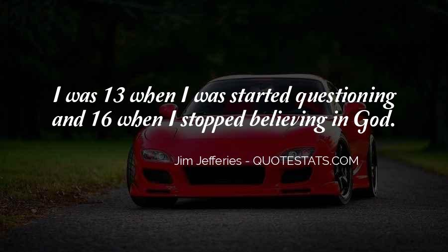 Quotes About Believing In Yourself When Others Don't #10837