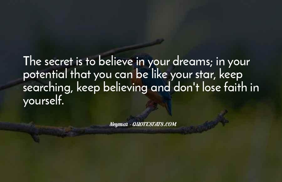 Quotes About Believing In Yourself When Others Don't #1379