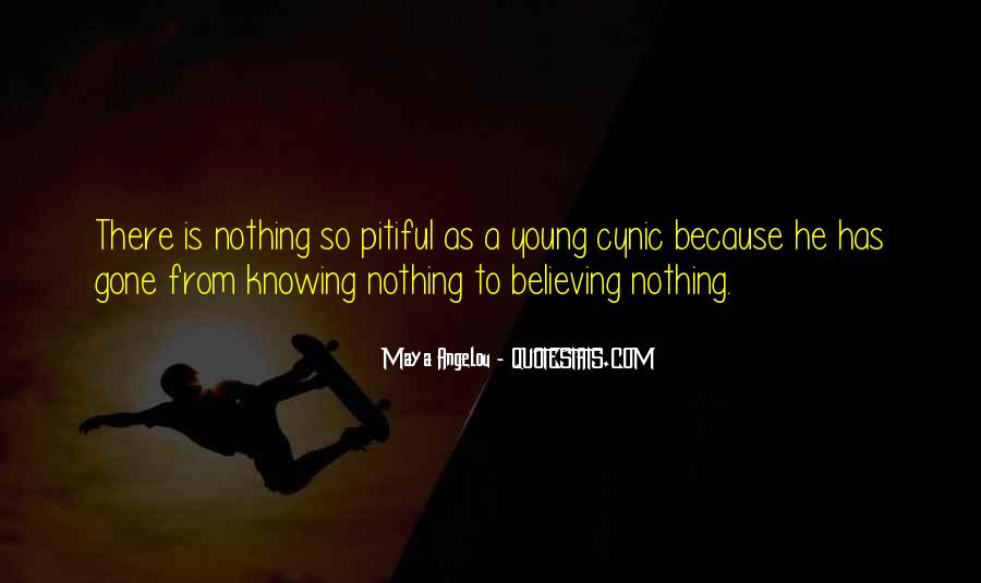 Quotes About Believing In Yourself When Others Don't #45934