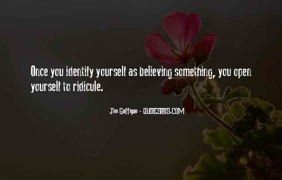 Quotes About Believing In Yourself When Others Don't #50987