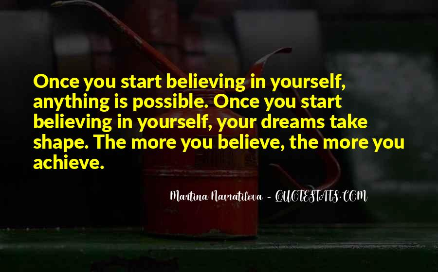 Quotes About Believing In Yourself When Others Don't #51094