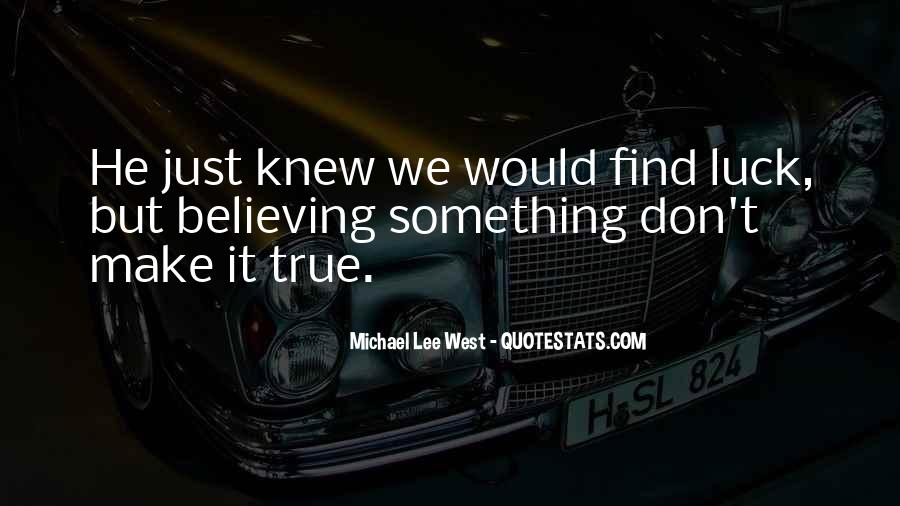 Quotes About Believing In Yourself When Others Don't #52679