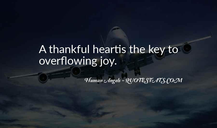 Quotes About Gratefulness And Happiness #1153293