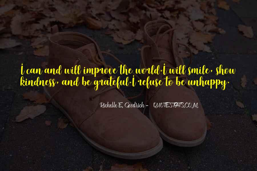 Quotes About Gratefulness And Happiness #1698314