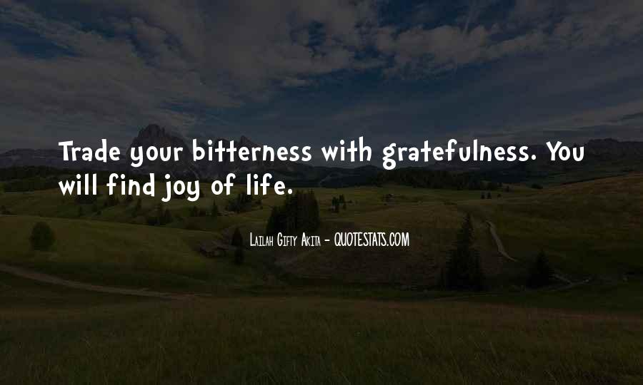 Quotes About Gratefulness And Happiness #63933