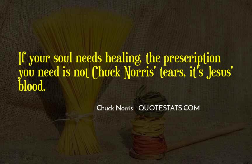 Quotes About Healing Your Soul #1453783