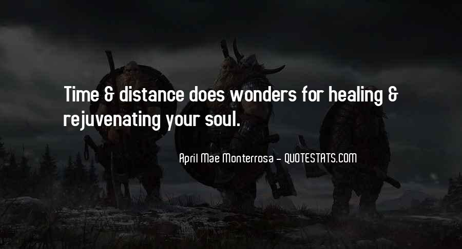 Quotes About Healing Your Soul #367416
