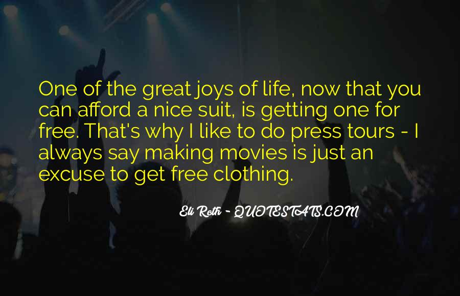 Quotes About Getting Something For Free #241351