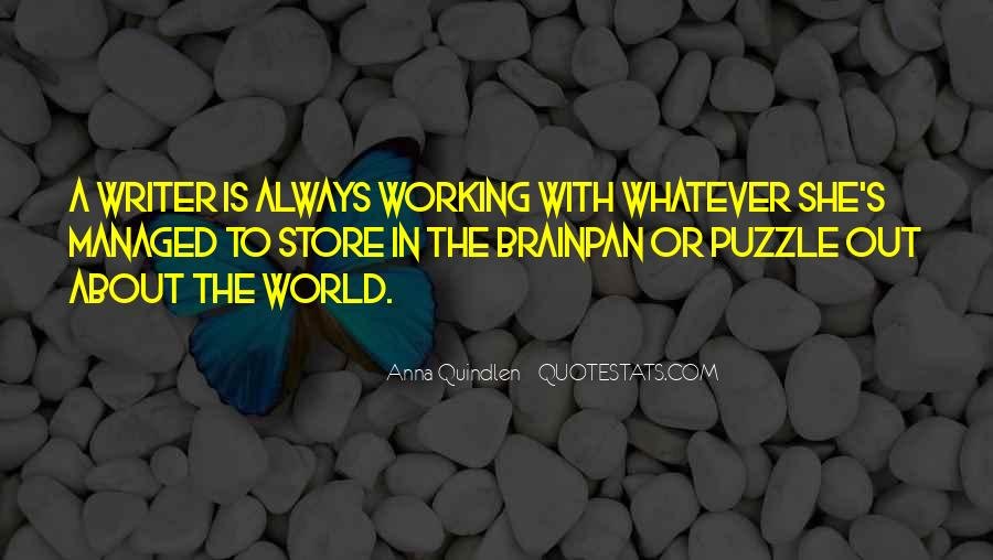 Quotes About See The World #1219