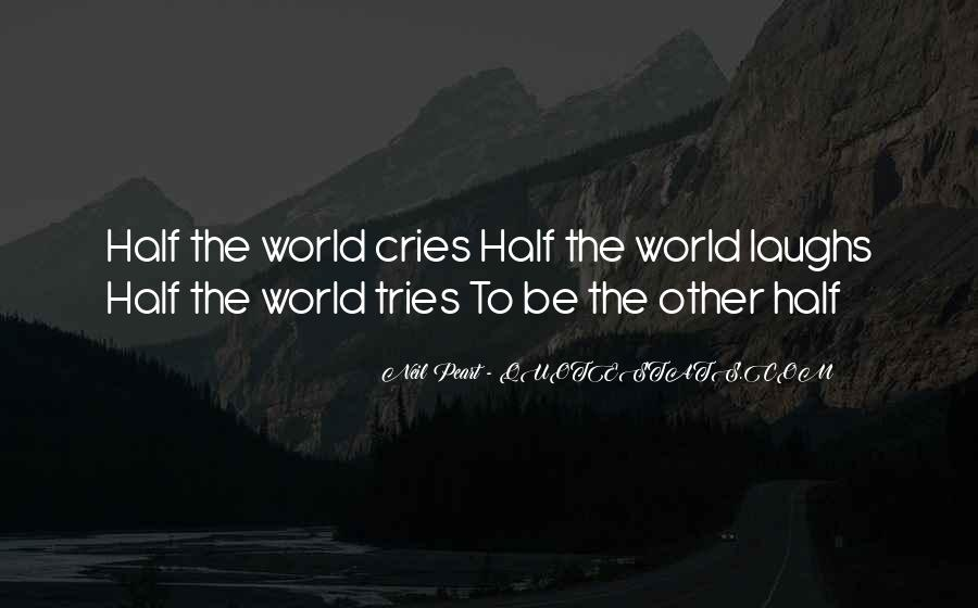 Quotes About See The World #132