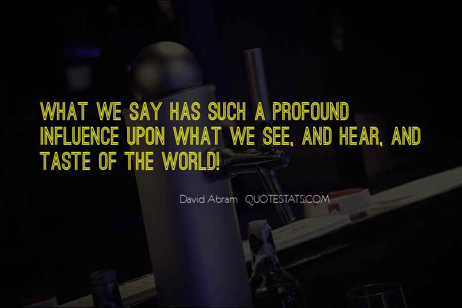 Quotes About See The World #1669