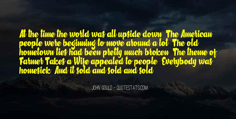 Quotes About See The World #1707