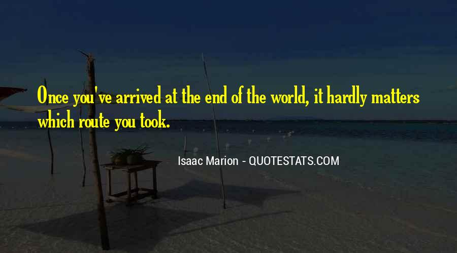 Quotes About See The World #1873