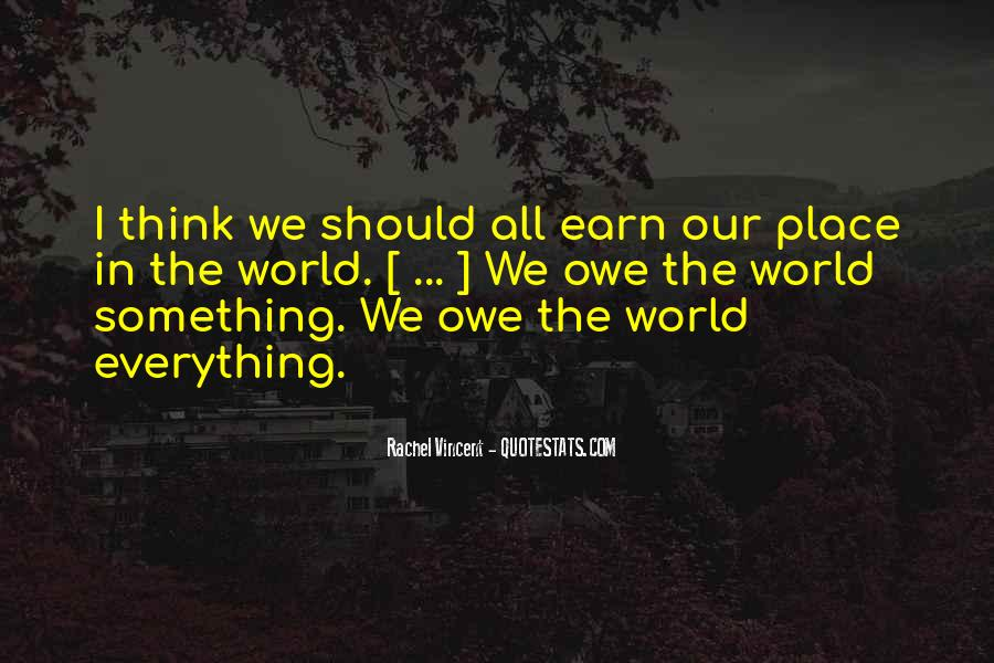 Quotes About See The World #299