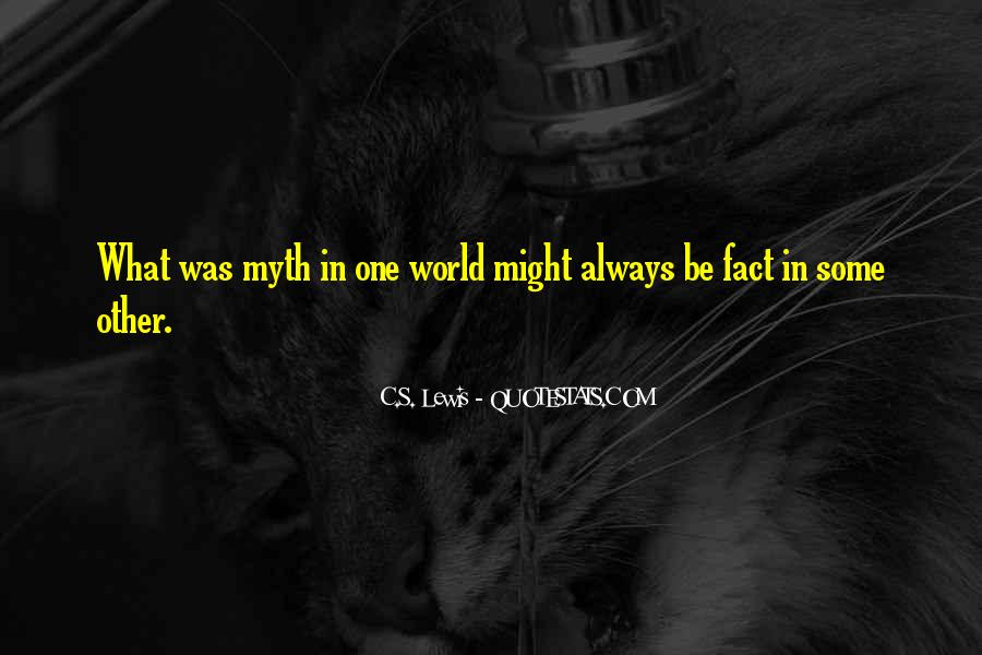 Quotes About See The World #781