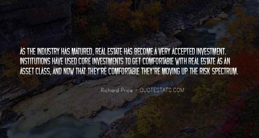 Quotes About Real Estate Investment #1137210