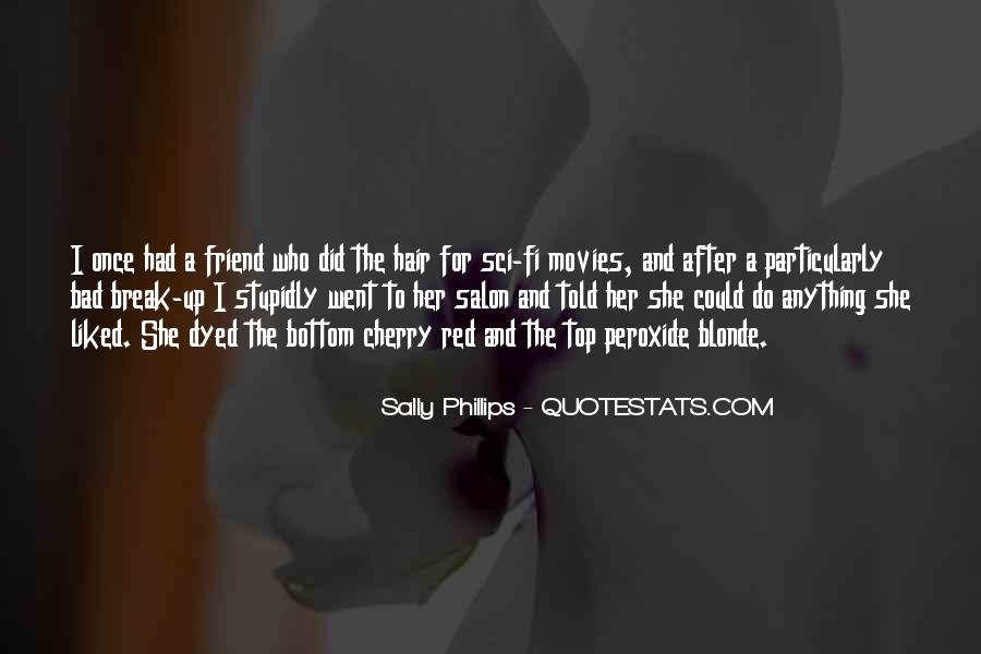 Quotes About Sci Fi Movies #1372747
