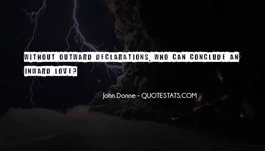 Quotes About Declarations #1384914