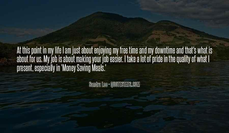 Quotes About Saving Money And Time #494083