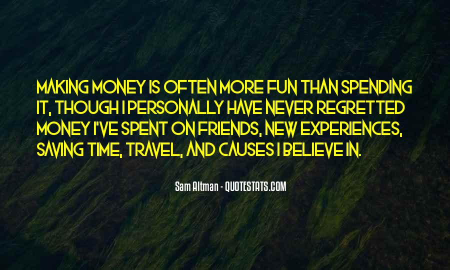 Quotes About Saving Money And Time #712258