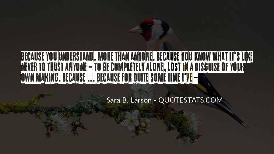 Quotes About Making Up For Lost Time #1287173