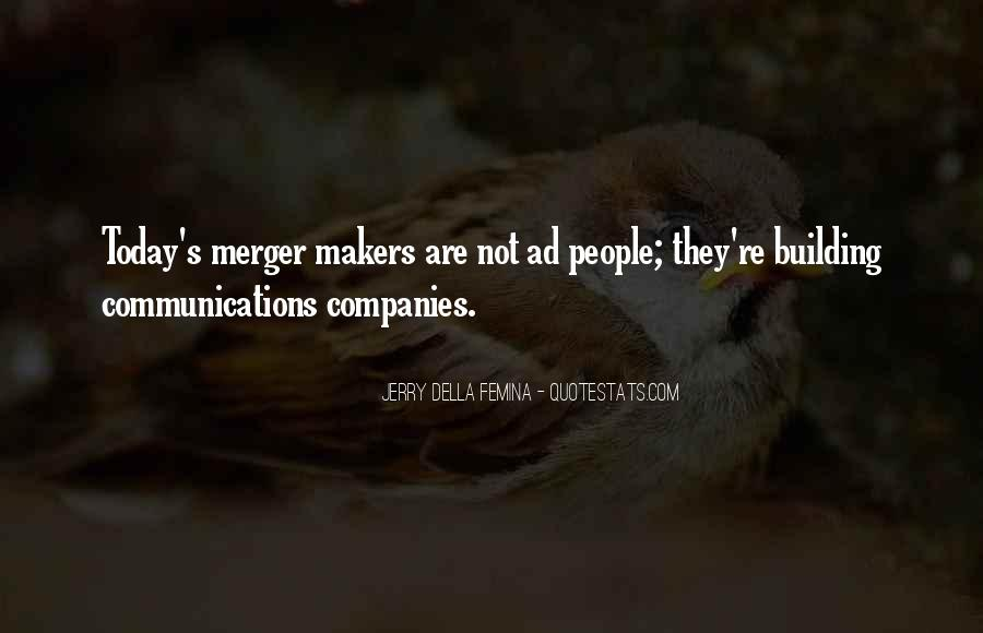 Quotes About Makers #116383