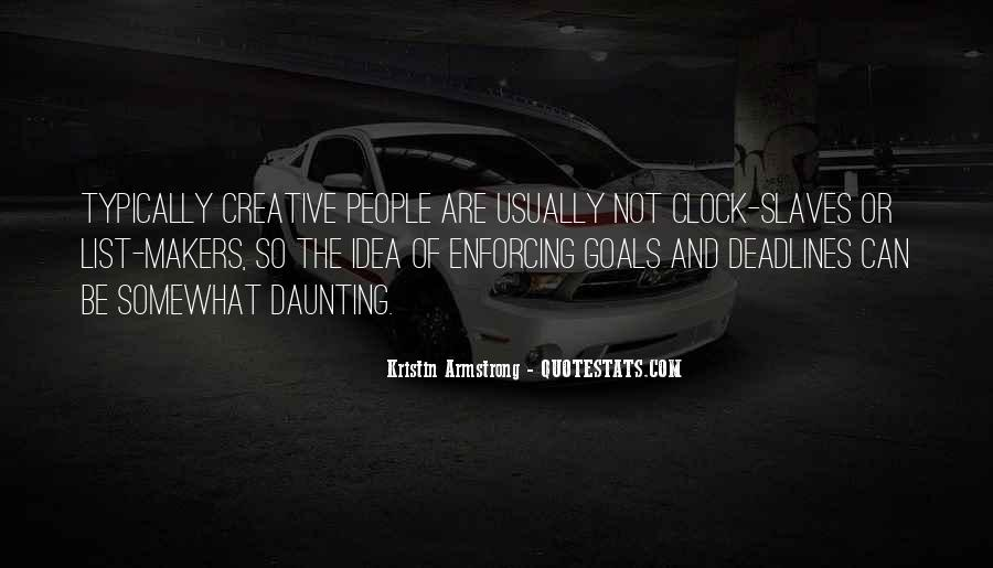 Quotes About Makers #122897
