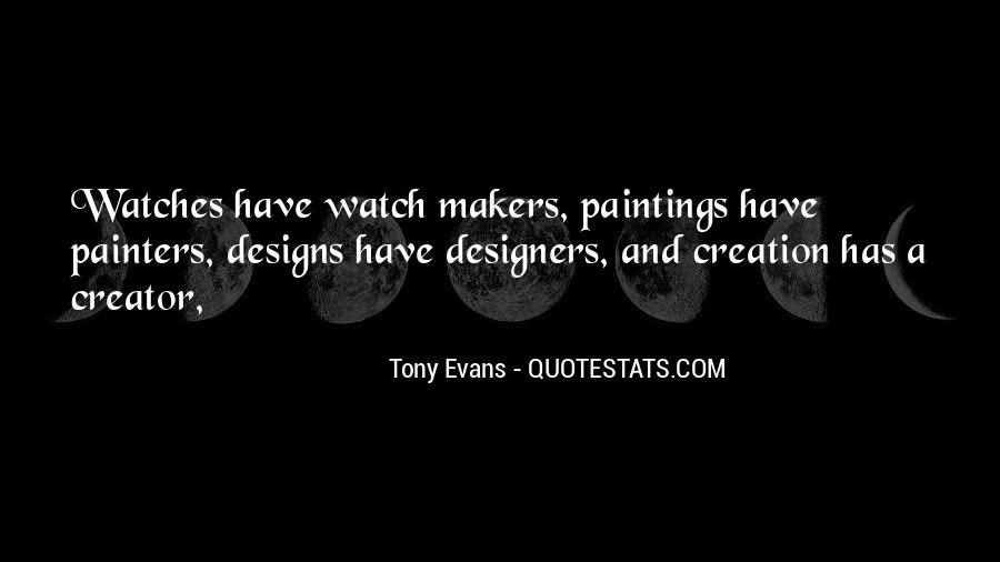 Quotes About Makers #195635
