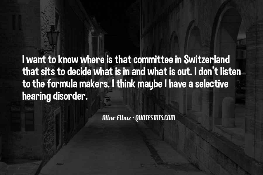 Quotes About Makers #253543