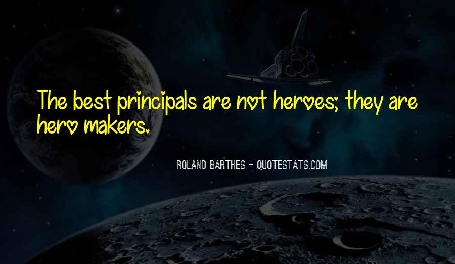Quotes About Makers #416678