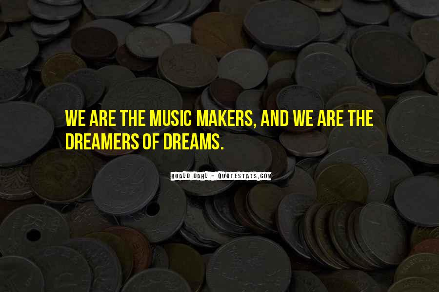 Quotes About Makers #56338