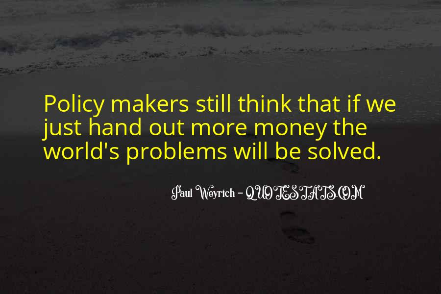 Quotes About Makers #5872